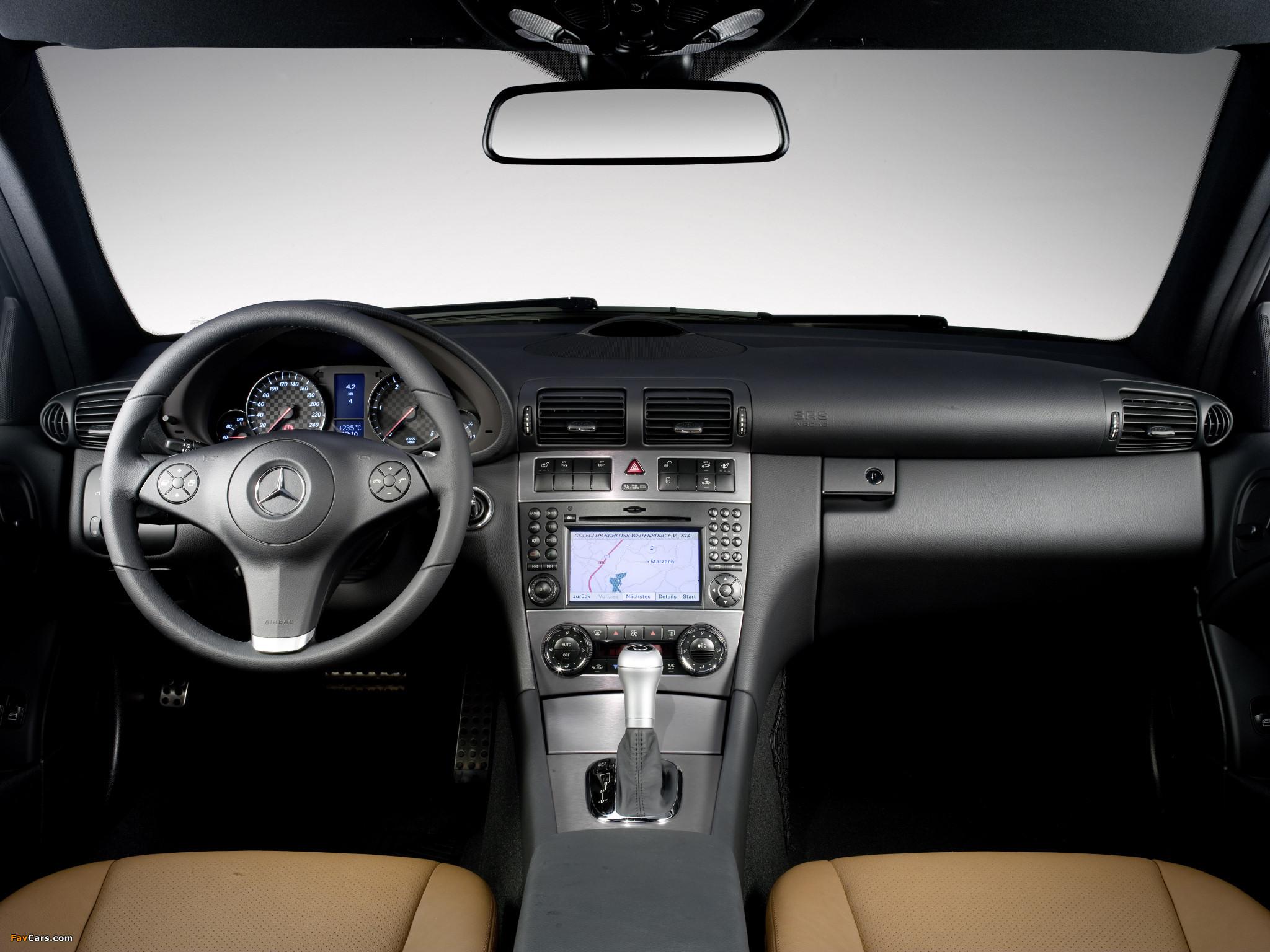 Mercedes-Benz CLC 220 CDI 2008–10 pictures (2048 x 1536)