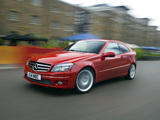 Mercedes-Benz CLC 180 Kompressor UK-spec 2008–11 wallpapers