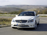 Mercedes-Benz CLC 220 CDI 2008–10 wallpapers