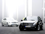 Photos of Mercedes-Benz CLC-Klasse