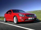 Photos of Mercedes-Benz CLC 180 Kompressor UK-spec 2008–11