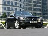 Photos of Mercedes-Benz CLC 220 CDI UK-spec 2008–10
