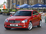 Pictures of Mercedes-Benz CLC 180 Kompressor UK-spec 2008–11