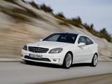 Pictures of Mercedes-Benz CLC 220 CDI 2008–10