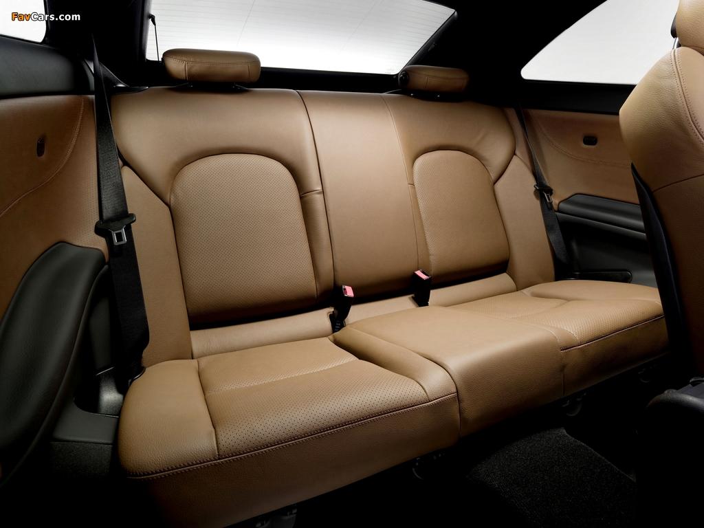 Pictures of Mercedes-Benz CLC 220 CDI 2008–10 (1024 x 768)
