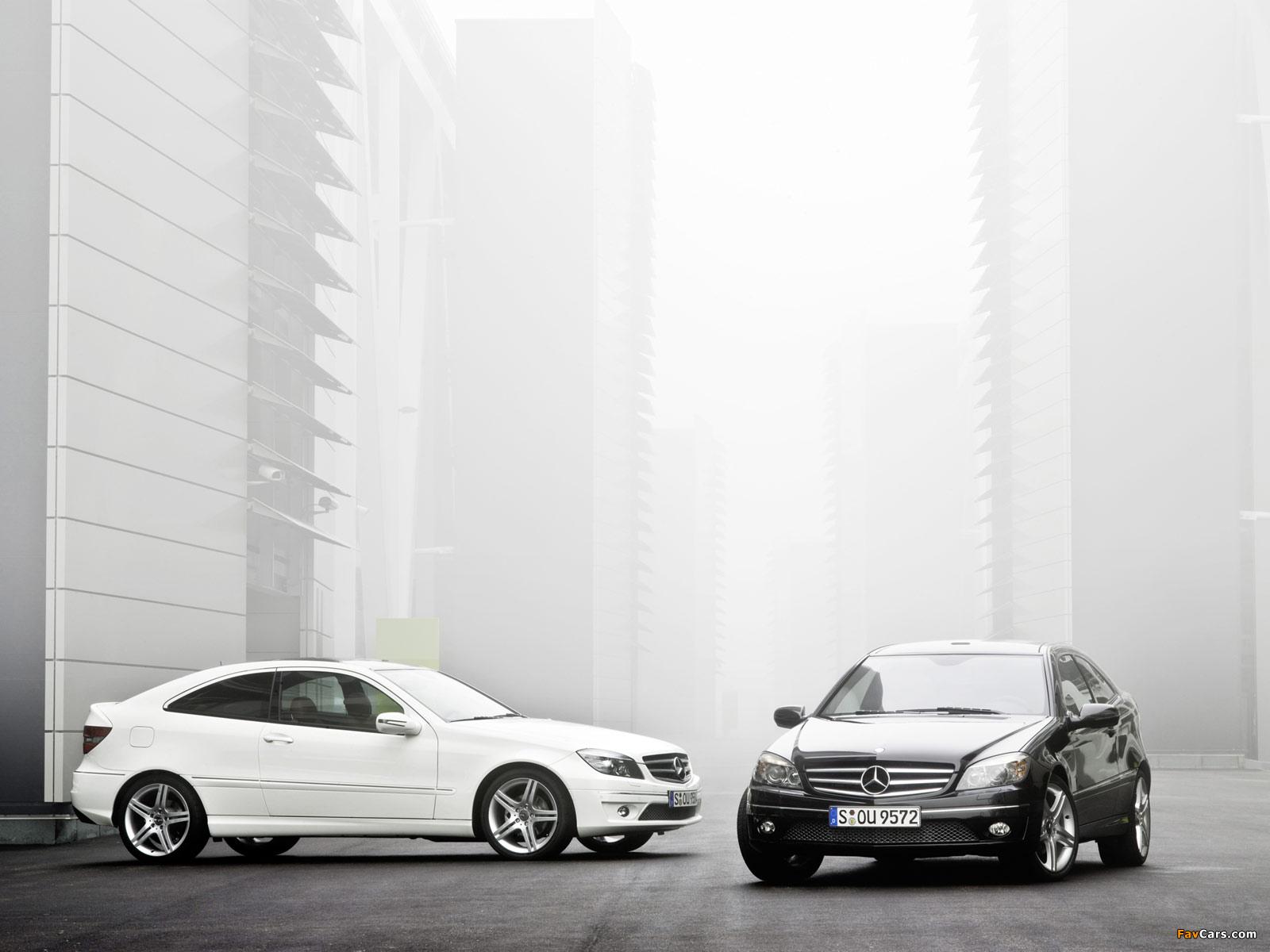 Pictures of Mercedes-Benz CLC-Klasse (1600 x 1200)