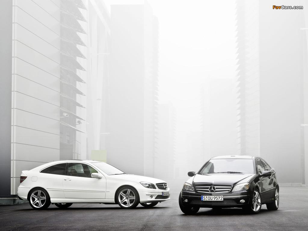 Pictures of Mercedes-Benz CLC-Klasse (1024 x 768)