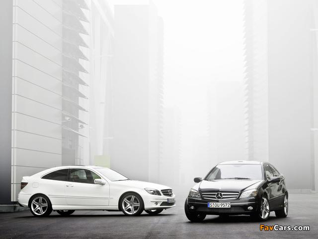 Pictures of Mercedes-Benz CLC-Klasse (640 x 480)