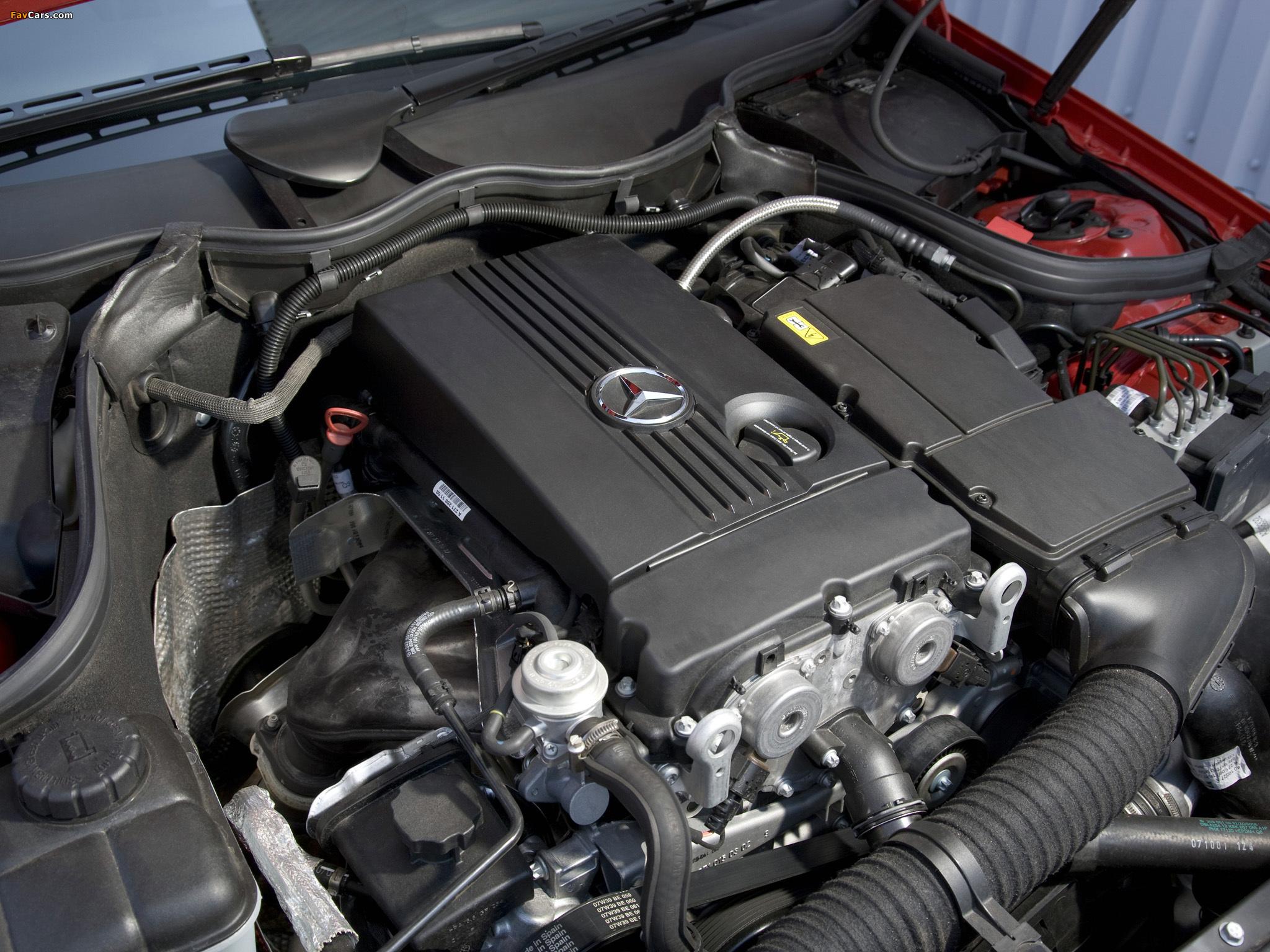 Mercedes-Benz CLC 180 Kompressor UK-spec 2008–11 wallpapers (2048 x 1536)