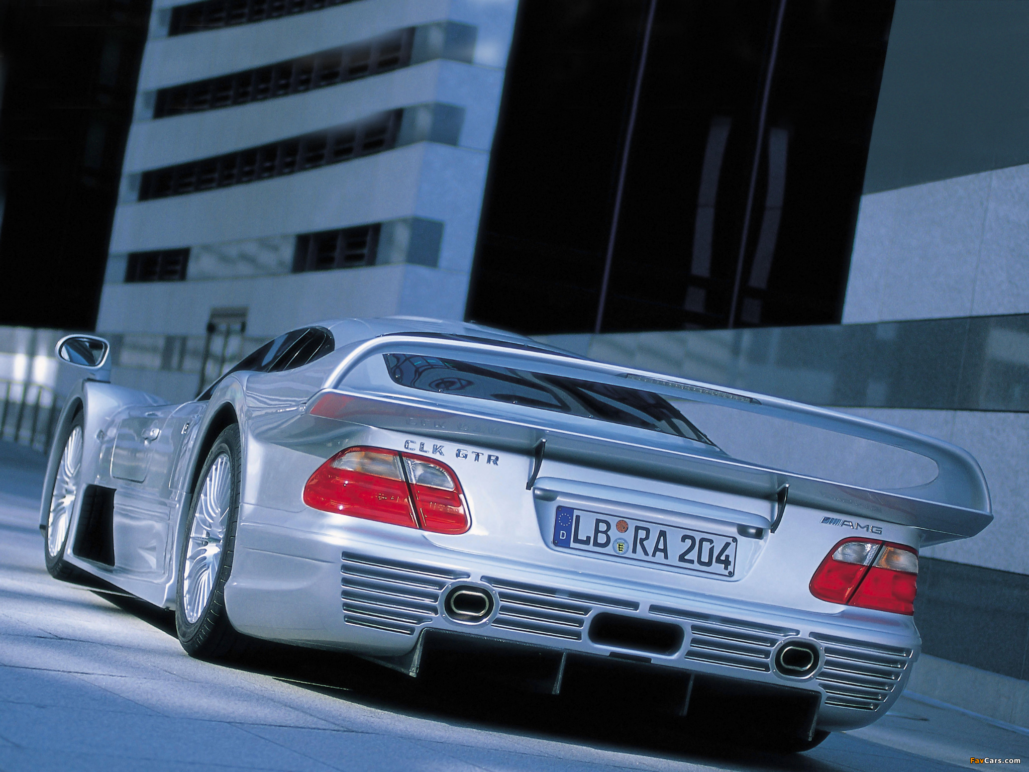 Images Of Mercedes Benz Clk Gtr Amg Road Version 1999