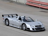Images of Mercedes-Benz CLK GTR AMG Roadster Road Version 2002
