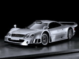Mercedes-Benz CLK GTR AMG Road Version 1999 pictures