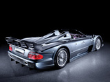 Mercedes-Benz CLK GTR AMG Roadster Road Version 2002 images