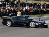 Mercedes-Benz CLK GTR AMG Super Sport 2002 photos