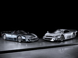Mercedes-Benz CLK GTR photos