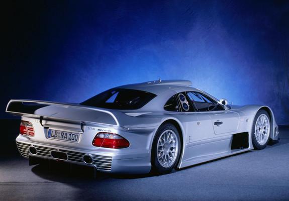 Mercedes Benz Clk Gtr Amg Road Version 1999 Wallpapers