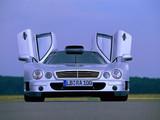 Photos of Mercedes-Benz CLK GTR AMG Road Version 1999