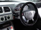 Pictures of Mercedes-Benz CLK GTR AMG Road Version 1999