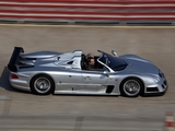 Mercedes-Benz CLK GTR AMG Roadster Road Version 2002 wallpapers
