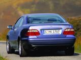 Images of Mercedes-Benz CLK 230 Kompressor (C208) 1997–2002