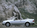 Images of Mercedes-Benz CLK 320 Cabrio (A208) 1998–2002