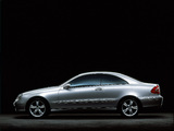 Images of Mercedes-Benz CLK-Klasse