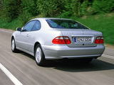 Images of Mercedes-Benz CLK 200 Kompressor (C208) 2000–02