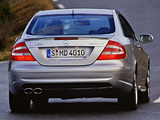 Images of Mercedes-Benz CLK 55 AMG (C209) 2002–05