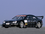 Images of Mercedes-Benz CLK 55 AMG DTM (C209) 2003