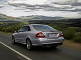 Images of Mercedes-Benz CLK 63 AMG (C209) 2006–09