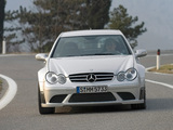 Images of Mercedes-Benz CLK 63 AMG Black Series (C209) 2007–09