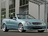 Images of Brabus Mercedes-Benz CLK-Klasse (A209)