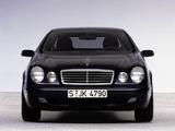 Mercedes-Benz Coupe Studie 1993 photos