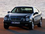Mercedes-Benz CLK 200 (C208) 1997–2002 images