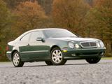 Mercedes-Benz CLK 320 US-spec (C208) 1997–2002 pictures