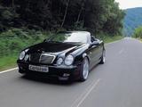 Carlsson Mercedes-Benz CLK-Klasse Cabrio (A208) 1998–2002 images
