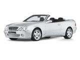 Lorinser Mercedes-Benz CLK-Klasse Cabrio (A208) 1998–2002 photos