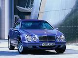 Mercedes-Benz CLK 230 Kompressor Cabrio (A208) 1998–2002 pictures