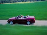 Mercedes-Benz CLK-Klasse Cabrio (A208) 1998–2002 pictures