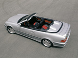 Lorinser Mercedes-Benz CLK-Klasse Cabrio (A208) 1998–2002 wallpapers