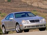 Mercedes-Benz CLK 430 US-spec (S208) 1998–2002 wallpapers