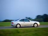 Mercedes-Benz CLK 55 AMG (C208) 1999–2002 images