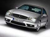 Mercedes-Benz CLK 55 AMG (C209) 2002–05 images