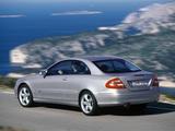 Mercedes-Benz CLK 500 (C209) 2002–05 images