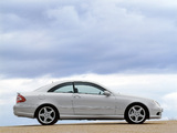 Mercedes-Benz CLK 55 AMG (C209) 2002–05 photos