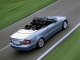 Mercedes-Benz CLK 240 Cabrio (A209) 2003–05 pictures