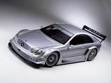 Mercedes-Benz CLK 55 AMG DTM (C209) 2003 pictures