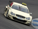 Mercedes-Benz CLK 55 AMG DTM (C209) 2003 wallpapers