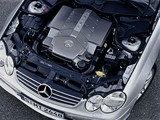 Mercedes-Benz CLK 55 AMG Cabrio (A209) 2003–05 wallpapers