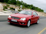 Mercedes-Benz CLK 320 CDI AMG Sports Package (C209) 2005–09 pictures